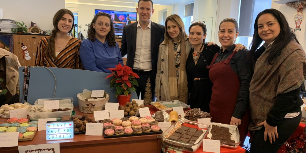 CSR Bake Sale Event Dec. 2019